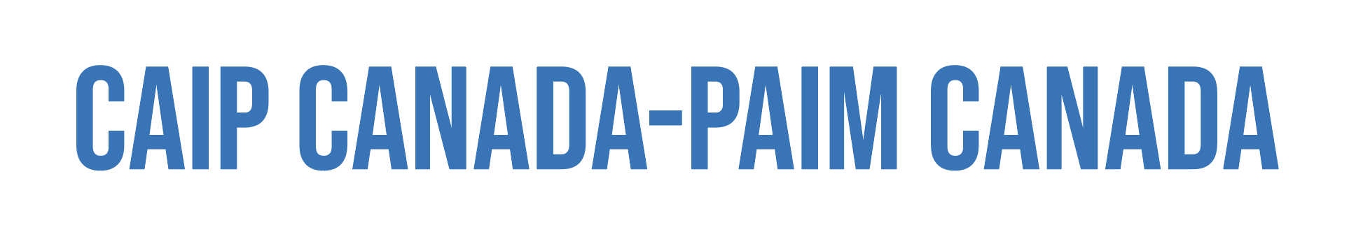 CAIP Canada-PAIM Canada